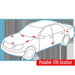 Online Immobilizer Pincode Calculator (IPC) / Pincode by VIN